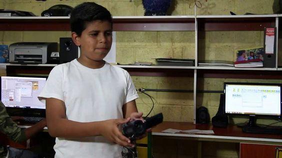 Un programa de radio y televisión es la principal herramienta de un grupo de jóvenes periodistas para combatir los problemas de Nicaragua