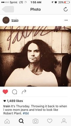 1000+ images about Pat Monahan/TRAIN❤️ on Pinterest   Patrick Monahan, Trains and Martina Mcbride