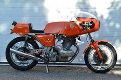 1972 Laverda SFC R Side