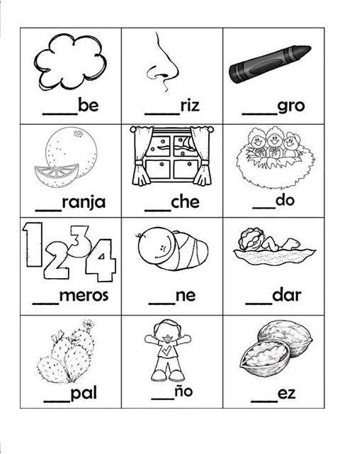 Pin En Preescolar Actividades
