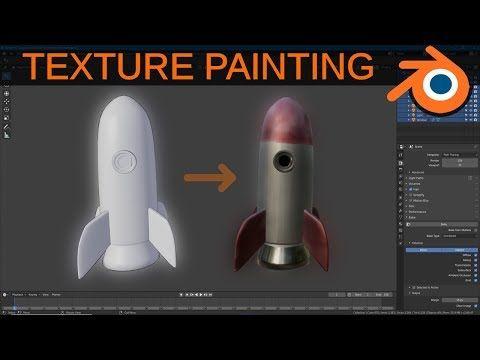 Blender 2.8 For Beginners: Texture