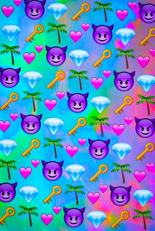 pretty backgrounds emojis - photo #37