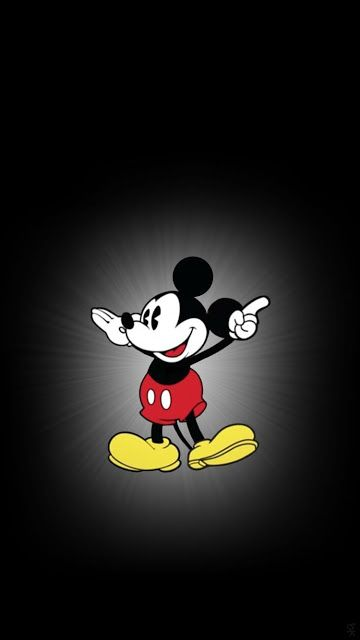 Mickey Mouse Iphone 7 And Iphone 7 Plus Hd Wallpaper Yum