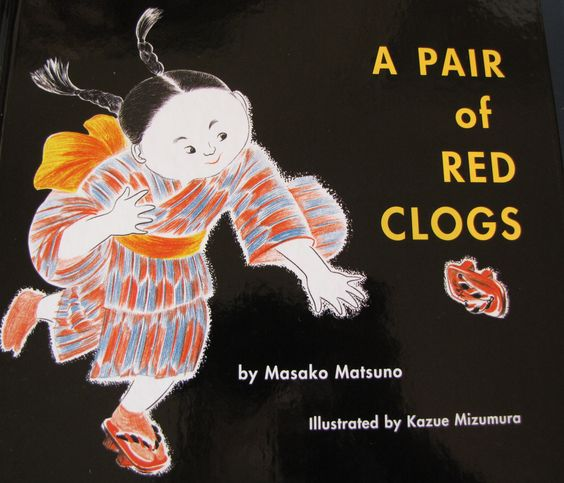 Activities to go with A Pair of Red Clogs.  From Creekside Learning.
