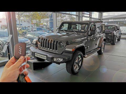 2020 Jeep Wrangler Unlimited Jl Sahara 2 0 Youtube In 2020