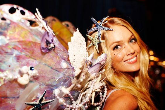 Wings and glitter!: