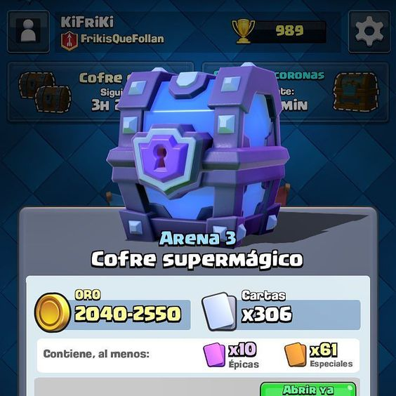 Clash Royale Porn #clashroyale #supercell #game #clash #supermagico #cofre #chest #gaming