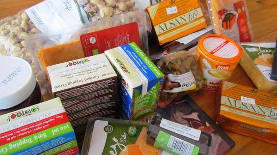Vegan forever: Wieder mal Amikaro und Ginko