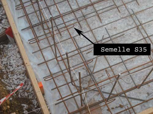 radier piscine Construction piscine Pinterest