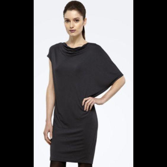 Vince Dresses & Skirts - Grey Vince cowl neck dress