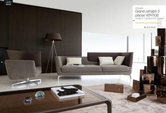 roche bobois living room pinterest modern interiors