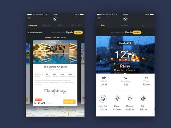 Travel App Travel App Android App Design Mobile App Design