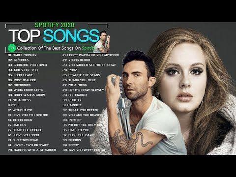 New Popular Songs 2020 Top 40 Songs This Week Best Hits Music Playlist 2020 Youtube Top 40 Songs New Popular Songs Pop Music Playlist