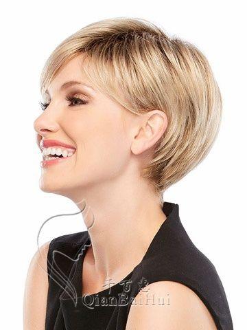 Resultado de imagen para cortes de cabello corto para mujeres Pelo - cortes de cabello corto para mujer