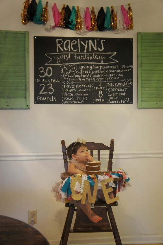 justus & the babes: Raelyn's First Birthday [Part 1]