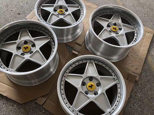 Ferrari Custom Wheels Custom Wheels Wheel Ferrari