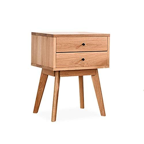 Yongfeng Bedside Table All Solid Wood Simple Modern Bedroom