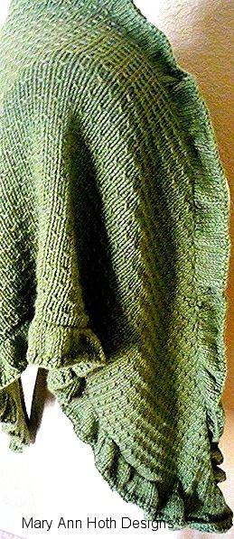 Knitting Pattern For Kate Middleton s Shawl : Princess Kate Shopping Shawl pattern by MaryAnn Designs Free pattern, Knitt...