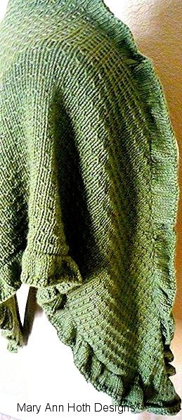 Princess Kate Shopping Shawl pattern by MaryAnn Designs Free pattern, Knitt...
