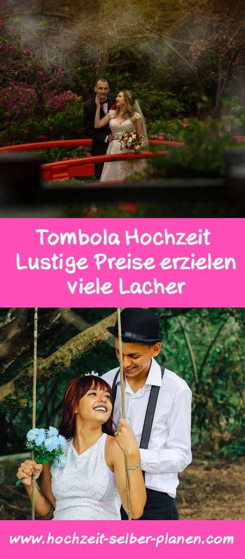 Tombola Hochzeit Lustige Preise Erzielen Viele Lacher Hochzeit Lustig Hochzeit Online
