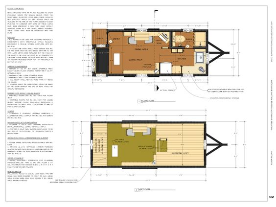 No 1 Tiny House Plan The Moschata The smalls House plans