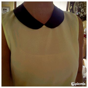 #DIY col claudine. Tutoriel ici : http://apair-andaspare.blogspot.fr/2010/11/diy-weekly-leather-collar-necklace.html