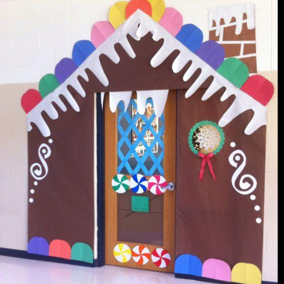 Candyland Christmas Door Decoration Ideas : The world s catalog of ideas