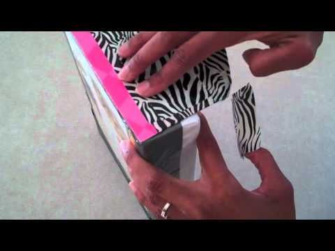 How to Make a 12 inch Doll Bed.  Barbie.  recycle/upcycle.  This lady has tons of tutorials for Barbie-sized dolls and even LPS (littlest pet shop).