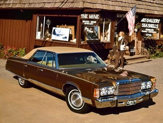 1975 Chrysler New Yorker Maintenance/restoration of old/vintage vehicles: the material for new cogs/casters/gears/pads could be cast polyamide which I (Cast polyamide) can produce. My contact: tatjana.alic@windowslive.com