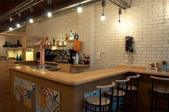Imágenes interiores de La Pepita Burguer Bar
