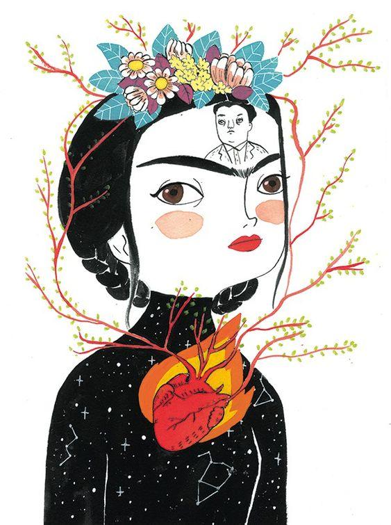 María Hesse: Mujeres, corazones y sangre - Cultura Inquieta