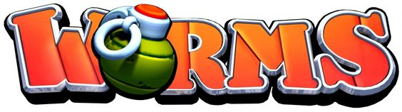 Worms Logo / Games / Logonoid.com