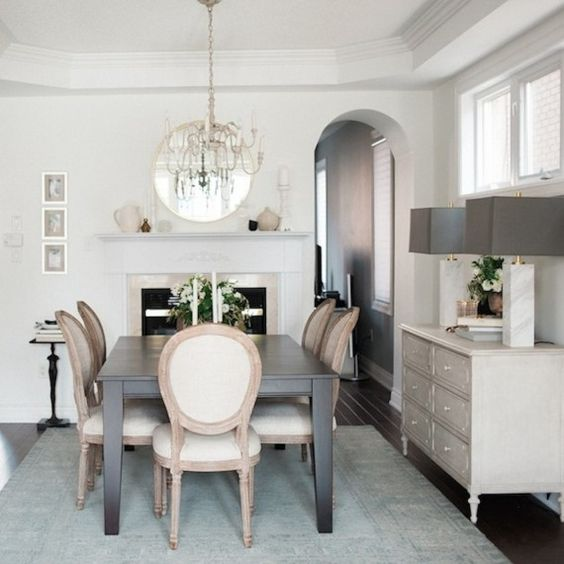 Pinterest the world s catalog of ideas for Dual purpose dining room ideas