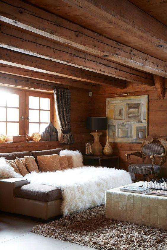 Top Cottage Interior