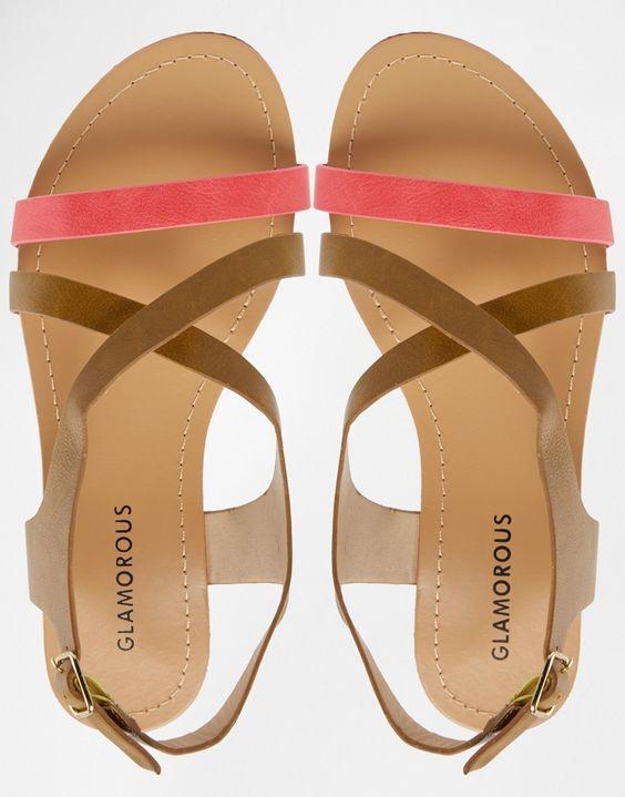 #sandalias #zapatos #moda