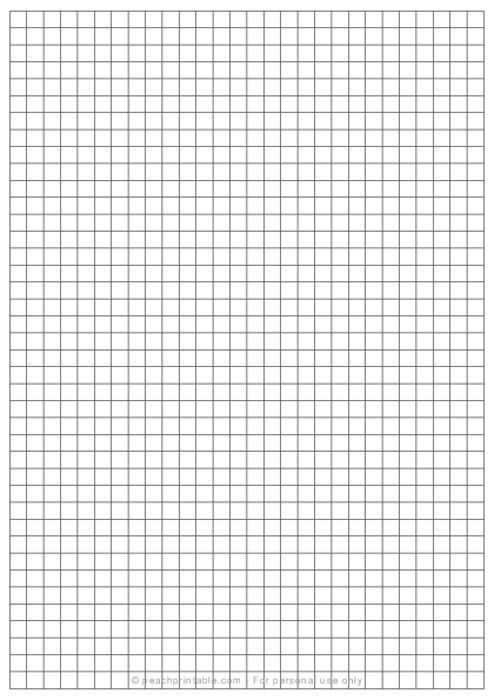 1 5 Inch Grid Plain Graph Paper On A5 In 2021 Printable Graph Paper Grid Paper Printable Graph Paper