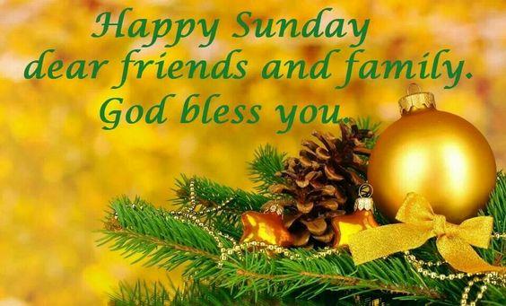 Happy Sunday .... Holiday Time