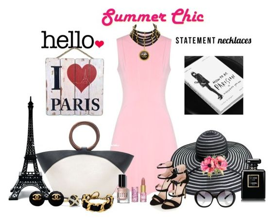 """""""CHANEL - Parisian Chic !!"""" by fashiongirl-26 ❤ liked on Polyvore featuring True Decadence, The Row, tarte, Topshop, Chanel, Merci Gustave!, Bobbi Brown Cosmetics and David Yurman"""