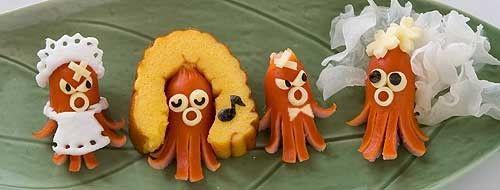 hot dog wedding party... genius #dogsinweddings