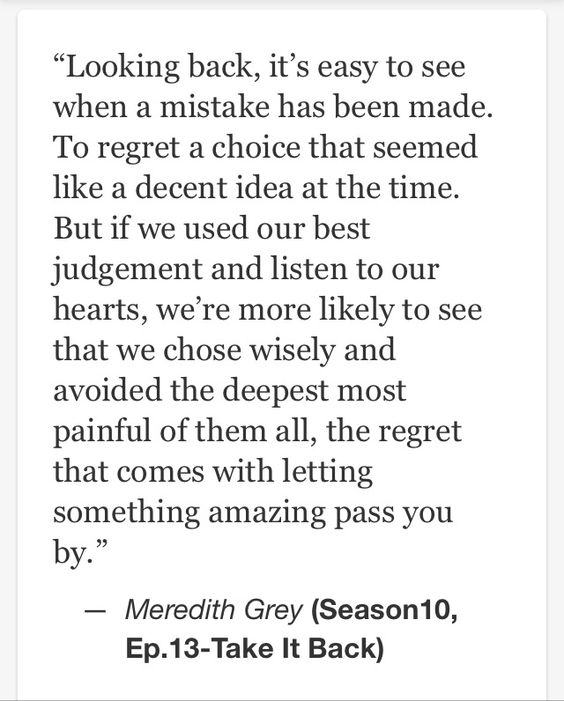 some things simply speak for themselves i don t watch grey s but