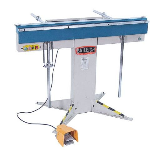 Bb 4816m Baileigh 4 Foot Magnetic Box And Pan Brake 16 Gauge Magnetic Sheet Metal Sheet Metal Brake Metal Fabrication Tools