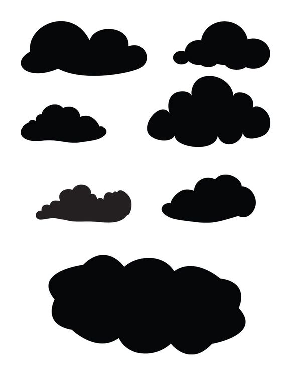 KLDezign les SVG: Des nuages