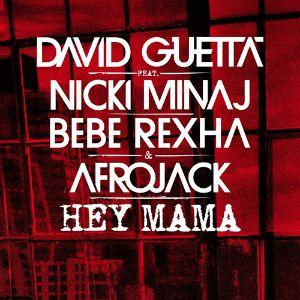 David Guetta, Nicki Minaj, Bebe Rexha, Afrojack – Hey Mama acapella