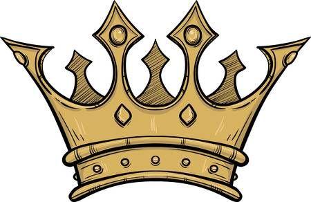Stock Photo Corona Dibujo Coronas De Rey Dibujos Fondos De Coronas