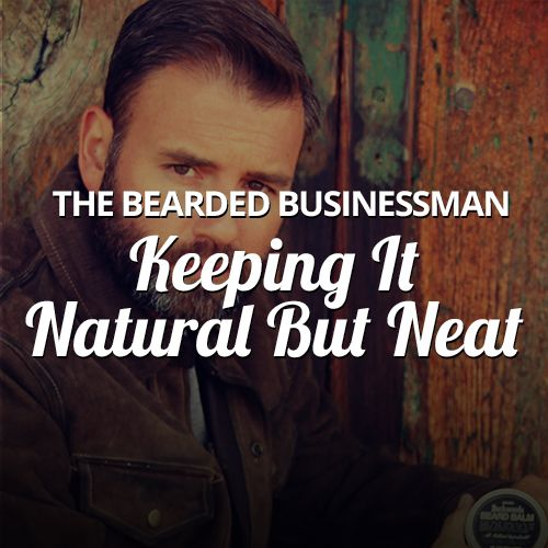As recently as ten years ago, facial hair was largely considered a faux pas for men in the business world. Even the New York Yankees organization has a strict no-facial-hair policy, but things are ...