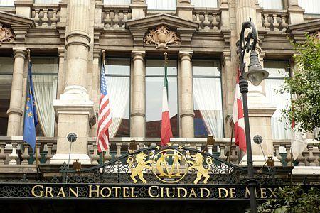 Gran Hotel Ciudad de Mexico  @cavatequila  cavatequila.com.mx
