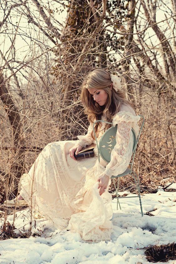 Gossip´s Fashion Week: una boda en invierno