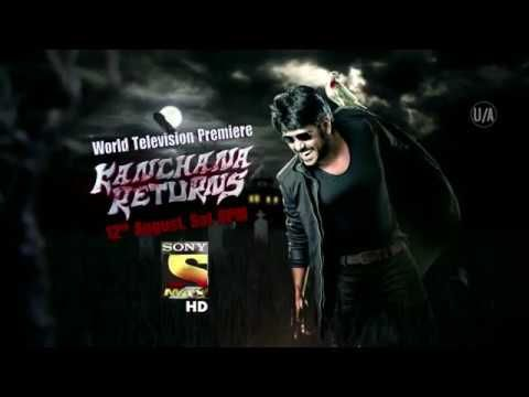 Kanchana Returns Shivalinga 2017 Official Trailer 2 Raghava In 2020 Official Trailer Bollywood Movie Trailer Trailer 2