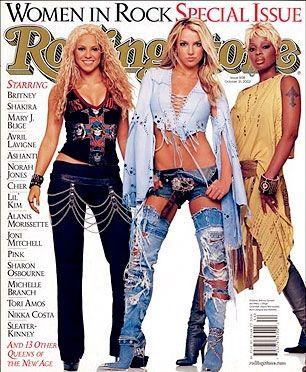 Rolling Stone | October 2002 (Albert Watson)