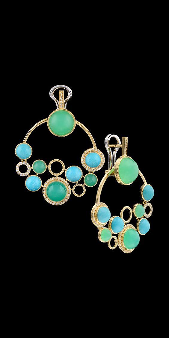 OMaster Exclusive Jewellery - Коллекция - Kaleidoscope